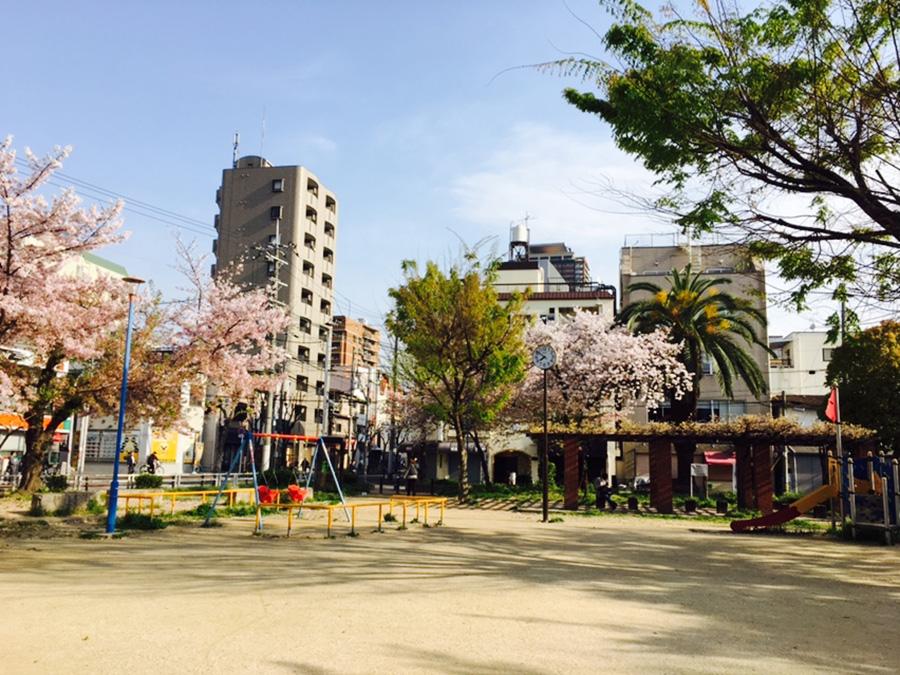 中道エリア:東小橋北公園