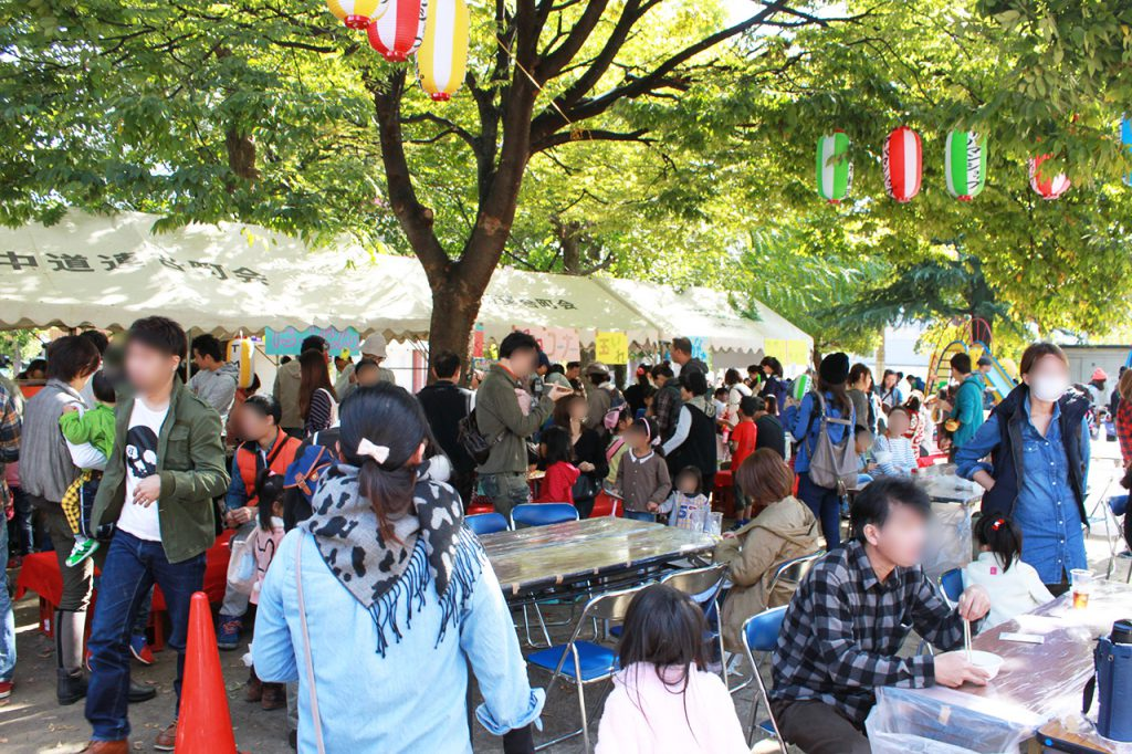 中道エリア:玉造ふれあいフェスティバル2014