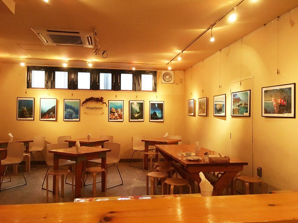 中央区玉造エリア:MAGATAMA cafe×dining