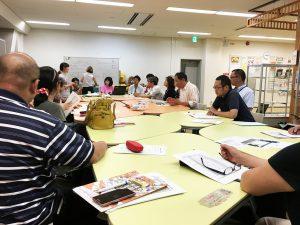 大阪市東成区:ひがしなり街道玉手箱2017