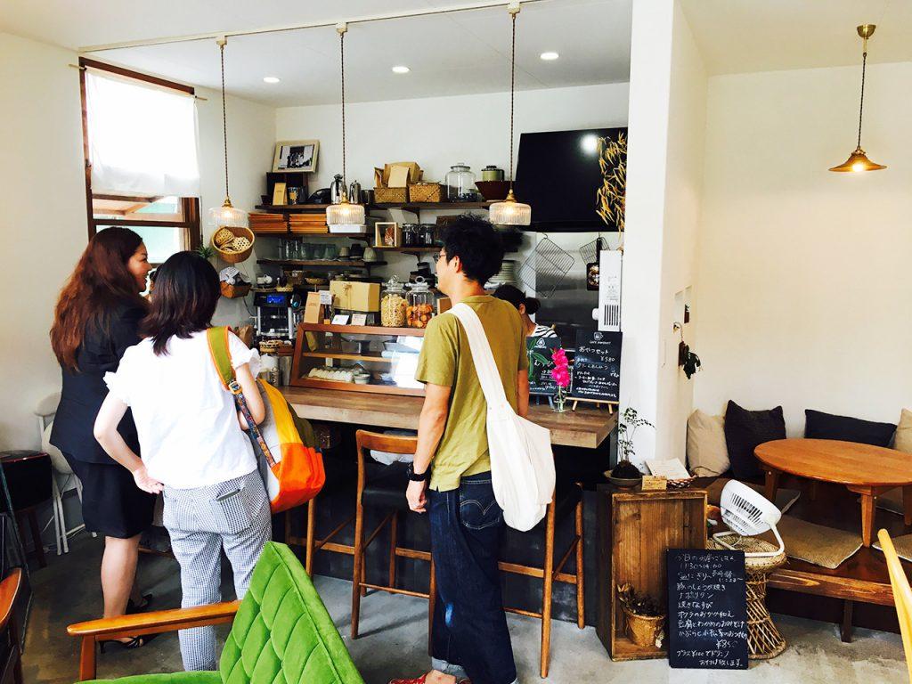 大正区平尾エリア:cafe KOMEICHI(こめいち)